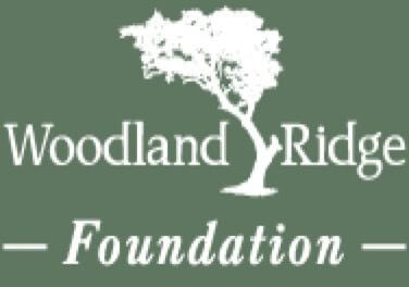 Green Woodland Ridge Foundation logo