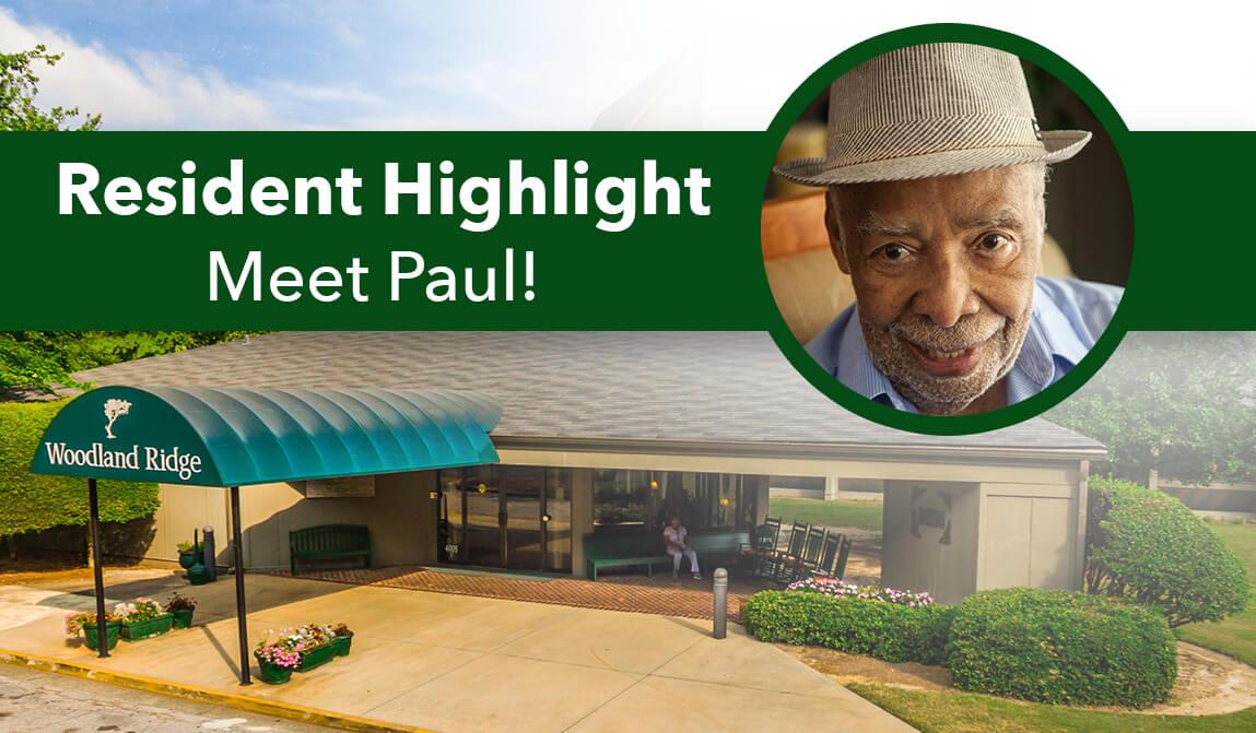 Woodland Ridge Paul Spotlight