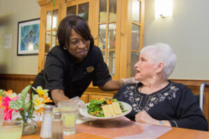 Woodland Ridge Senior Living Nutrition Tips