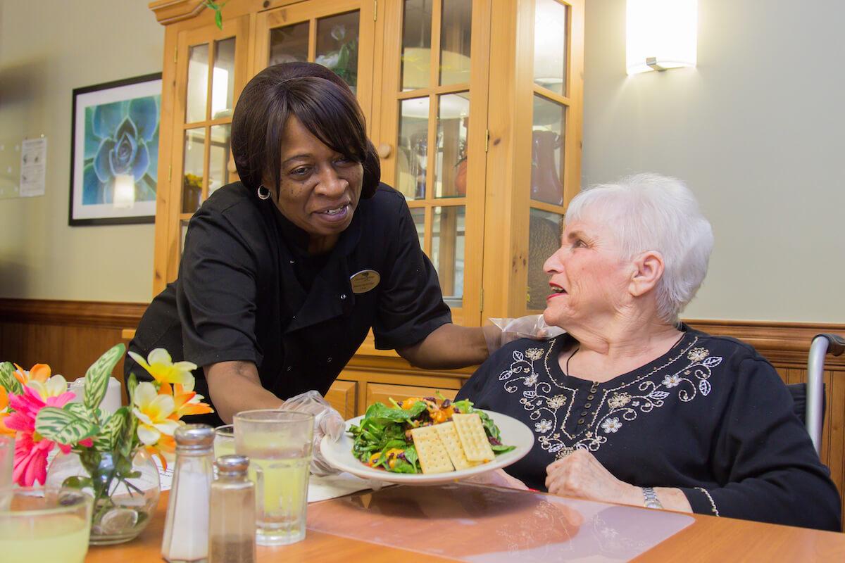 Woodland Ridge Senior Living Nutrition Tips
