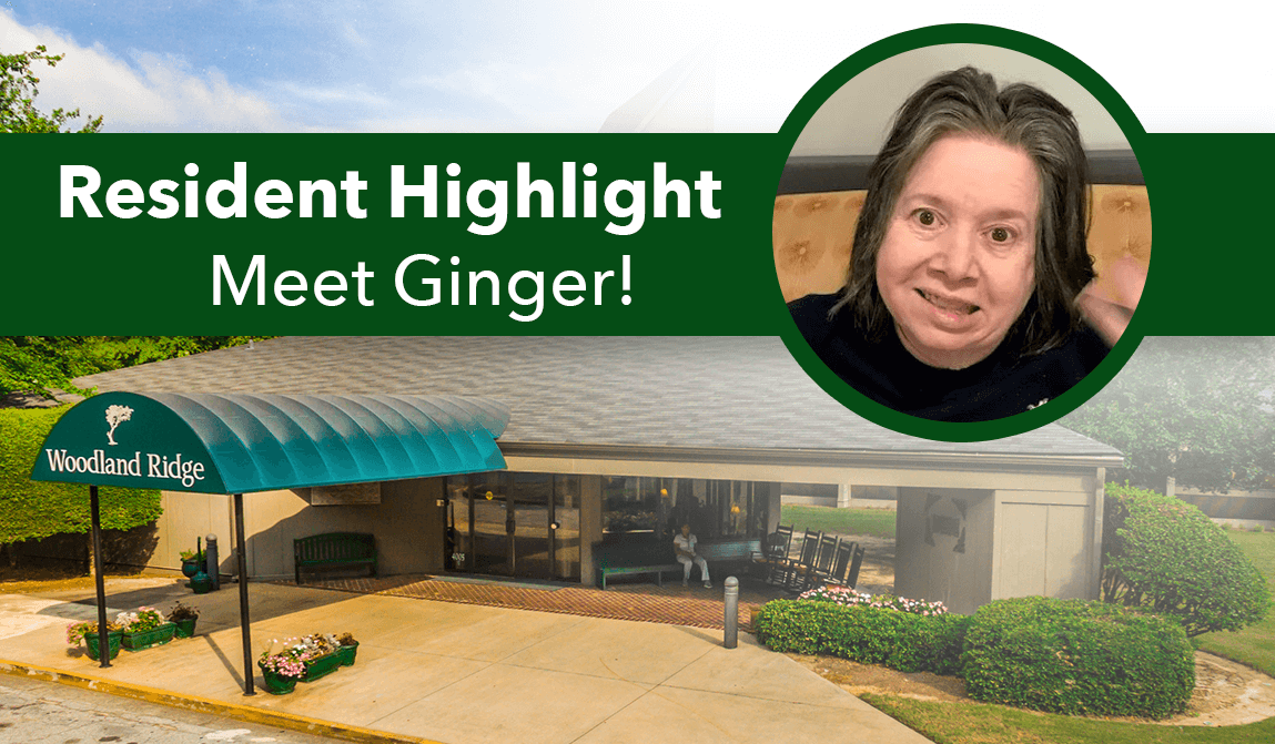 Ginger Resident Highlight Woodland Ridge Blog
