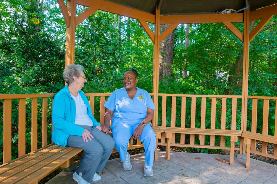 Woodland Ridge - Navigating the Senior Caregiver Journey