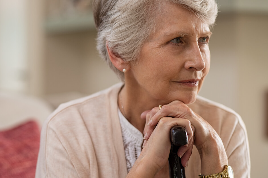 Depression in Seniors: Overcoming Stigmas by Woodland Ridge