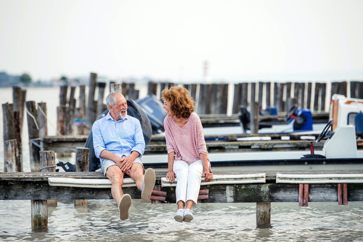 how weather affects your health seniors at lake