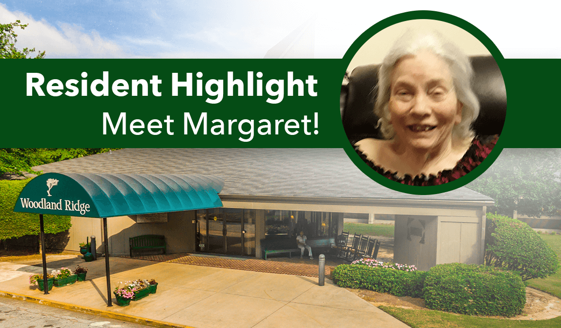 woodland ridge assisted living resident spotlight
