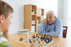 Elderly Care Marietta GA - Dad Won't Get Out and Meet Anyone at Assisted Living: Is There Anything You Can Do to Help?