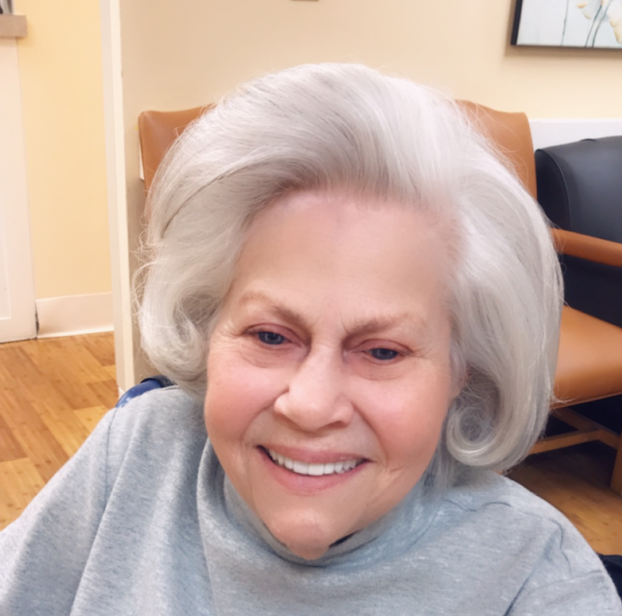 Assisted Living Smyrna GA - RESIDENT of the MONTH Nov. 2020