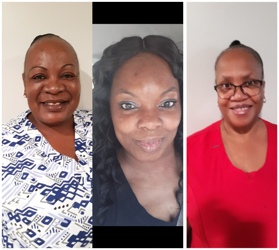 Memory Care Smyrna GA - EMPLOYEES OF THE MONTH November 2020