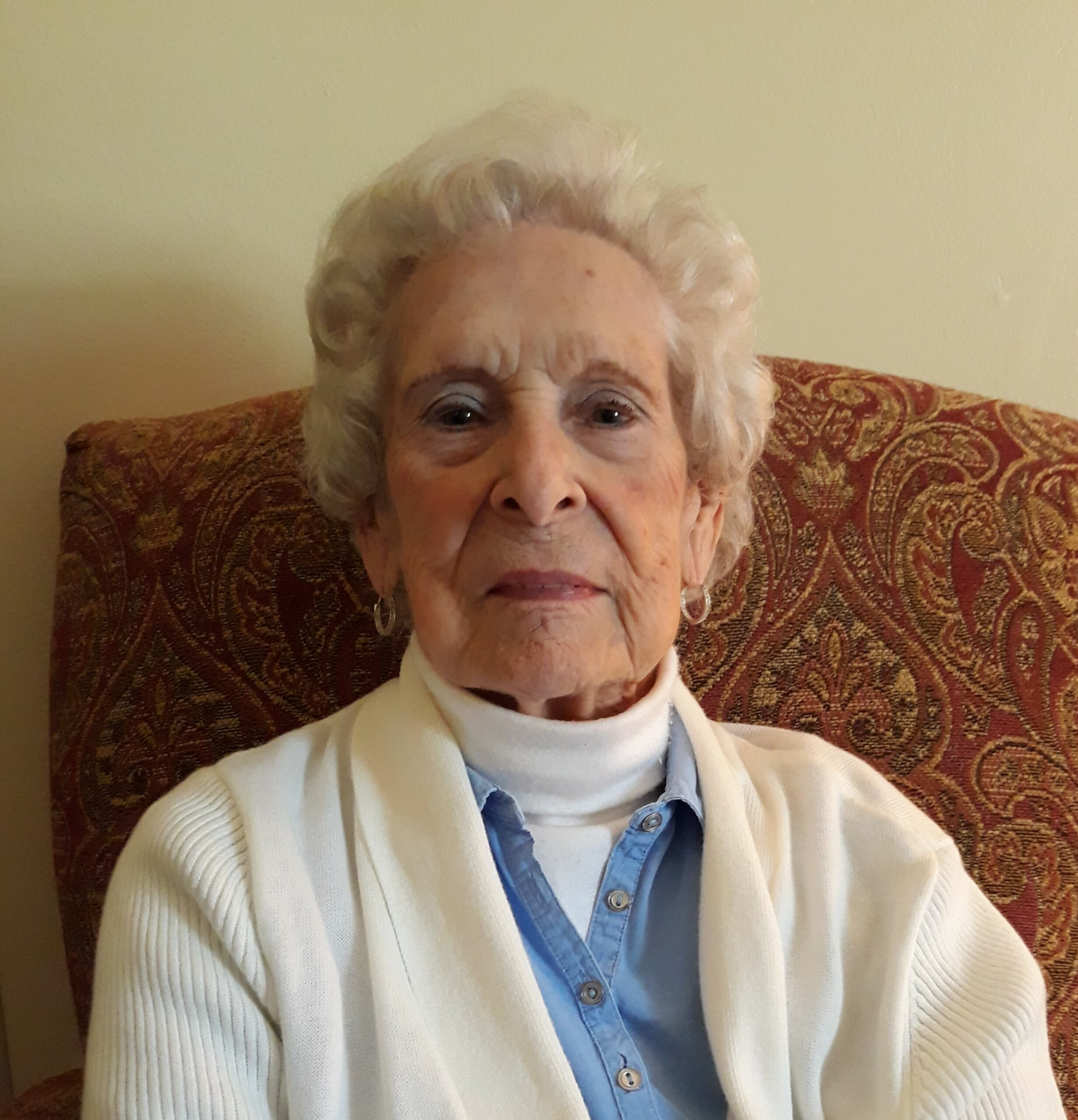 Elderly Care Smyrna GA - Resident of the Month - January 2021