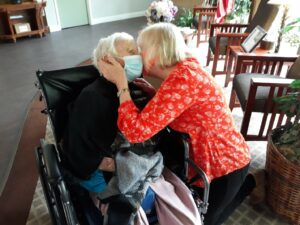 Elderly Care Smyrna GA - Joy- the Faces of our Families and Residents Says it All