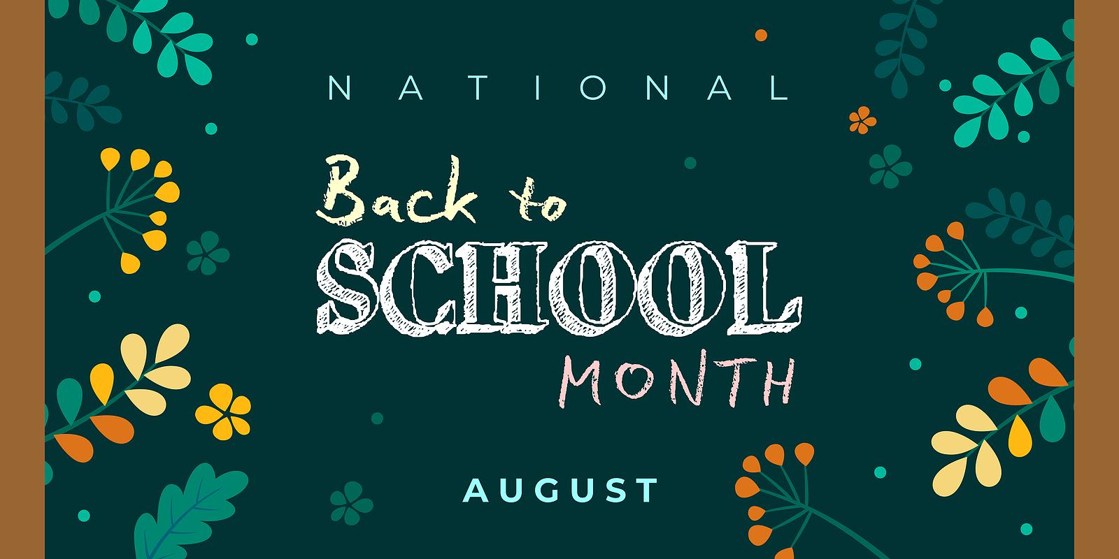 Memory Care Smyrna GA - Woodland Ridge's August Event Calendars