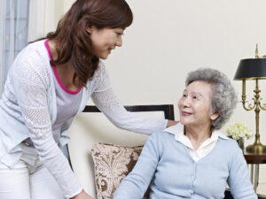 Caregiver Marietta GA - Assisted Living Helps to Reduce Your Caregiver Stress