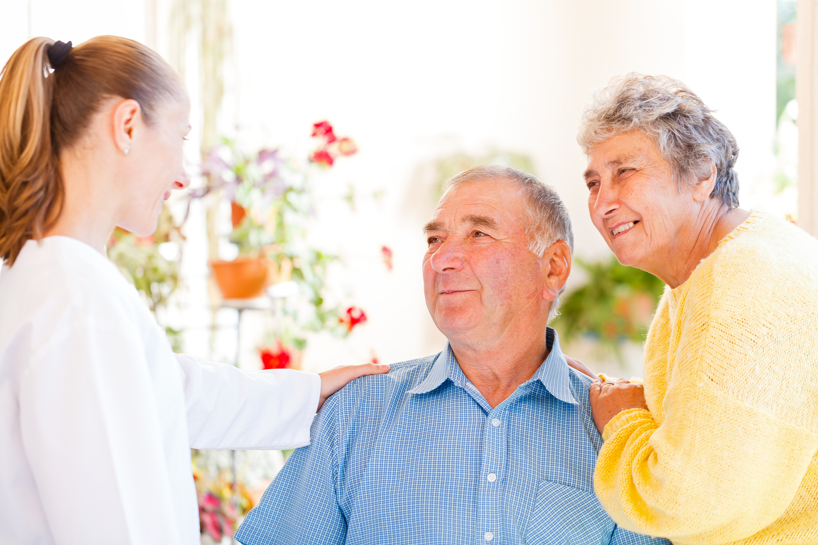Assisted Living Marietta GA - Why an Aging Parent May Refuse to Listen About Assisted Living